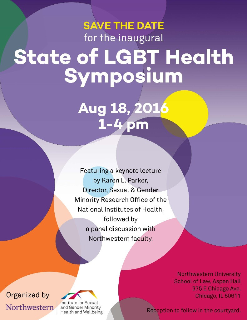 State of LGBT Health Symposium_2016