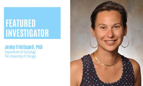 Jenny Trinitapoli CFAR Developmental Core Director